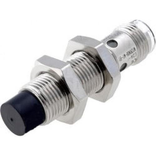 sensor indutivo/M12/NA/PNP/DS:5mm/não faceado/conector M12  E2GN-M12KN05-M1-B1
