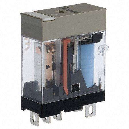 rele OMRON 230VAC, 1NAF, com led indicador  G2R-1-SN AC230(S)