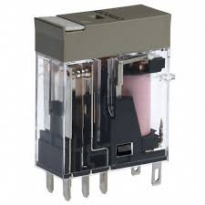 rele/ 8 pinos/ 5A/ 2NAF/ 24VAC/ LED  G2R-2-SN AC24(S)