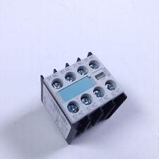 bloco de contato auxiliar, frontal, 4NF, para contator S00 3RH19111GA04