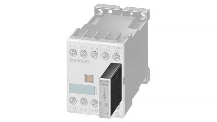 supressor de sobretensao (varistor) 3RT1916-1BD00, tamanho S00, 127-240VCA / 150-250VCC