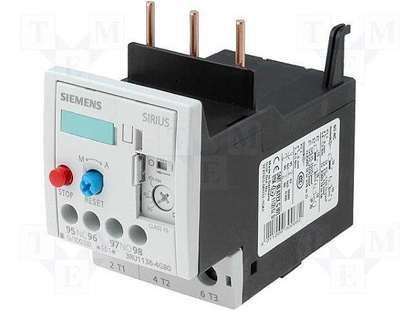 rele sobrecarga termico  3RU1136-4GB0  36-45A