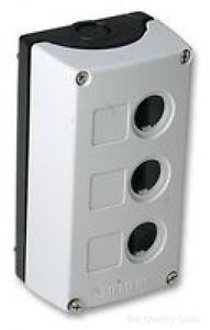botoeira plastica para 3 elemento 3SB3803-0AA3