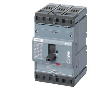disjuntor tripolar/caixa moldada/63A, 25kA, 380-415Vca  3VT17062DA360AA0 3VT17062DA360AA0