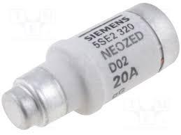 fusivel neozed 20a d02 5se2 320 5SE2320