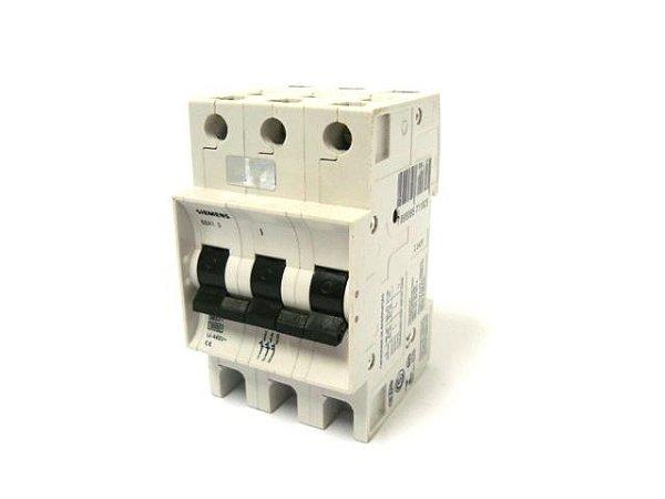 disjuntor tri 70A/curva C/380V 5SX1370-7