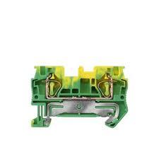conector de passagem/4mm/terra/mola 8WH2000-0CG07