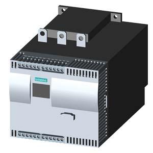 SOFTSTARTER 3RW44 162A/40G/200-460V/115V   3RW4436-6BC34