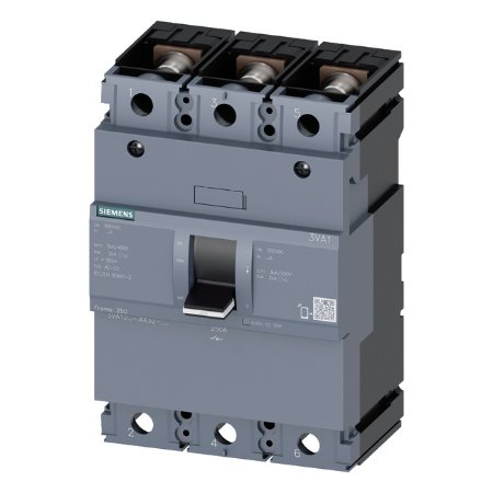 DISJ 3P 200A 70KA 380V TM240 ATAM 3VA12   3VA1220-6EF32-0AA0