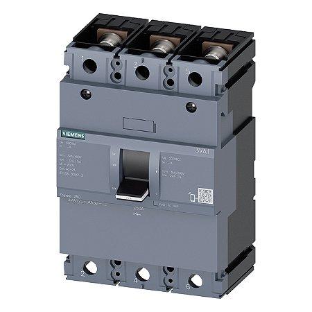 DISJ 3P 200A 55KA 380V TM240 ATAM 3VA12   3VA1220-5EF32-0AA0