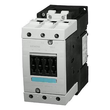 CONTATOR 3RT10 46-1BW40 48 VDC   3RT1046-1BW40