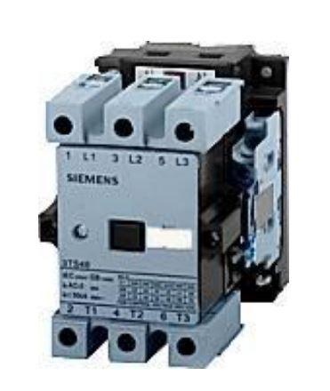 CONTATOR 85A AC-3 220V 50/60HZ 2NA2NF   3TS4922-0AN2