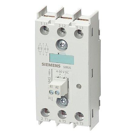 SSR 45MM 55A/TRIF/2F/48-600V/4-30VCC   3RF2255-1AB45