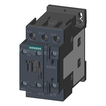 CONTATOR INNOV 3RT20281AL20 230V 50-60HZ   3RT2028-1AL20