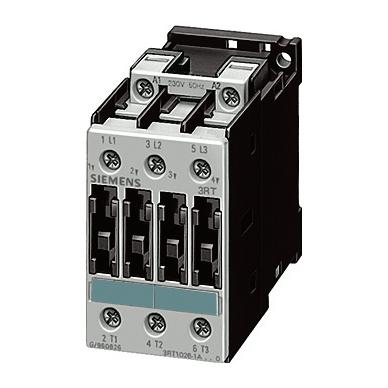 CONTATOR 3RT10 25-1BB40 24VDC   3RT1025-1BB40