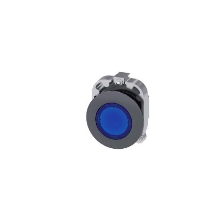 SINALEIRO AZUL 30MM METAL   3SU1061-0JD50-0AA0