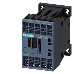 contator auxiliar 3NA+1NF 24VCC SIEMENS Sirius Innovations 3RH2131-2BB40
