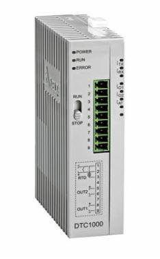 Controlador de temperatura DTC tipo modular com Unidade principal com 1 saídas a Rele e 1 entrada para TC - com TC DELTA DTC1001R