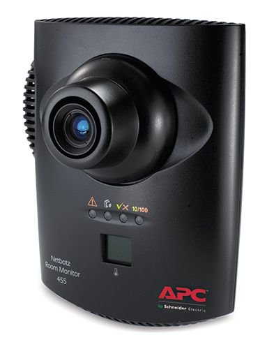 NBWL0455 - NETBOTZ APC 455 ROOM MONITOR 455 (WITHOUT POE INJECTOR)