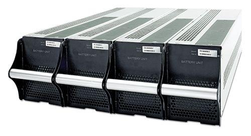 SYBT4 - (4 x SYBTU2-PLP) Módulo de baterias para nobreak Symmetra PX, nobreak inteligente Smart-UPS VT ou Galaxy 3500