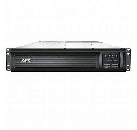 NOBREAK APC 3000VA RACK SENOIDAL 230V - SMX3000HV2U-BR