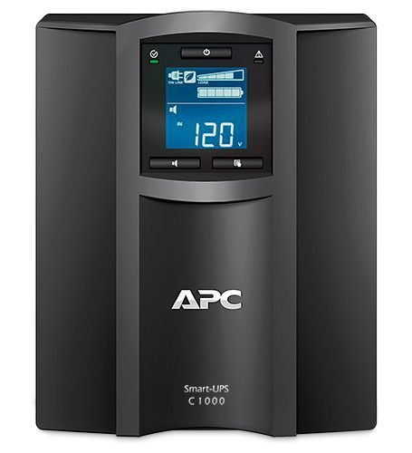 Nobreak APC Smart-UPS C, de 1000 VA e 120 V, Brasil - SMC1000-BR