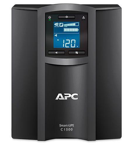 Nobreak APC Smart-UPS C da APC, de 1500 VA e 120 V, Brasil - SMC1500-BR