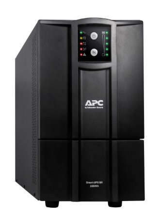 Nobreak inteligente Smart-UPS BR da APC de 2200 VA, 115/220V BIVOLT, Brasil - SMC2200BI-BR