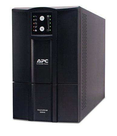 APC SMART-UPS BR 2200 VA, 220 V, BRASIL - SMC2200XLI-BR