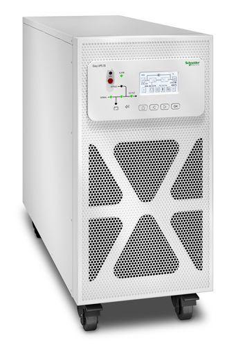 Nobreak trifásico APC Schneider Electric (3:3) Easy UPS 3S de 15 kVA, 380V/400 V para baterias externas - E3SUPS15KH