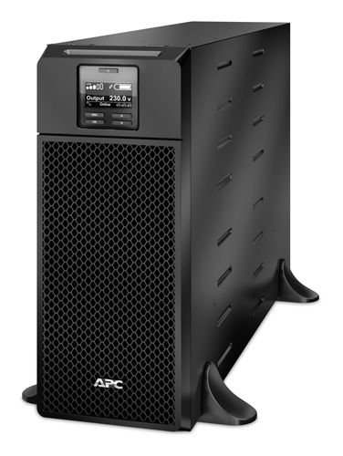 NoBreak 6KVA APC Smart-UPS SRT 6000VA 230v - NoBreak Rack - NoBreak para Servidor - Senoidal