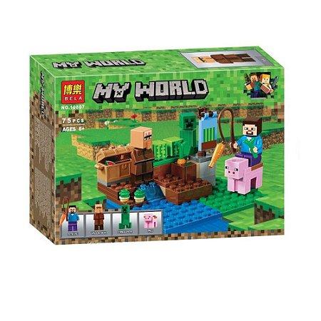Blocos de montar tipo Minecraft 10807