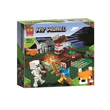 Blocos de montar tipo Minecraft 11472