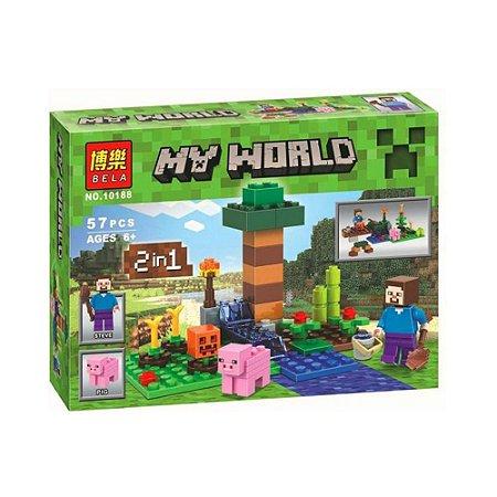 Blocos de montar tipo Minecraft 10188