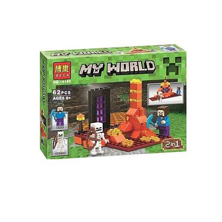 Blocos de montar tipo Minecraft 10189