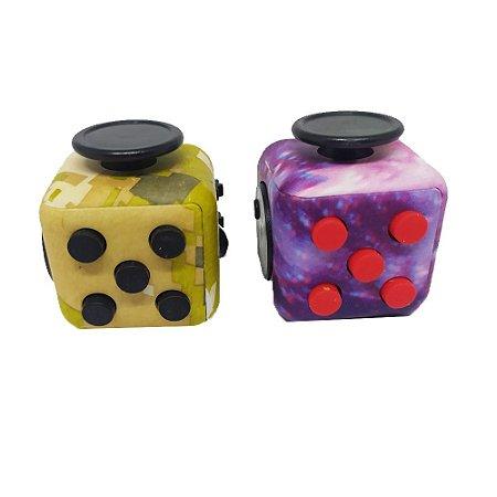 Mini Cubo Anti Stress Fidget Cube
