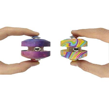 Bola Anti Stress Fidget Toys Bead Orbit