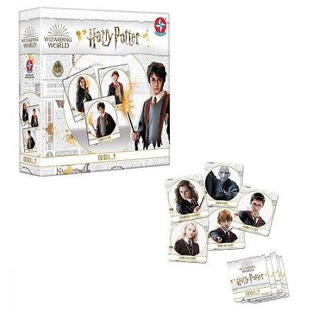 Jogo de cartas Eu Sou Harry Potter- Estrela