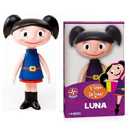 Boneca o Show da Luna em vinil- Estrela