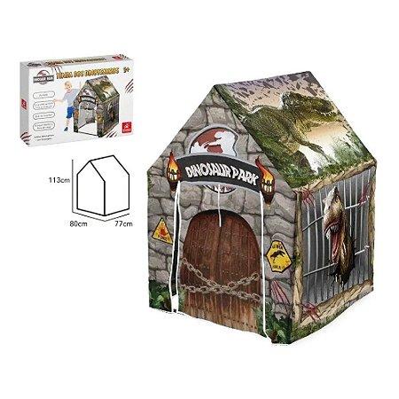 Barraca infantil tenda dos Dinossauros
