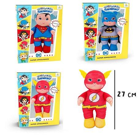 Boneco Coleção Super Amiguinhos