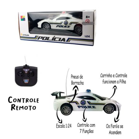 Carro Super Polícia