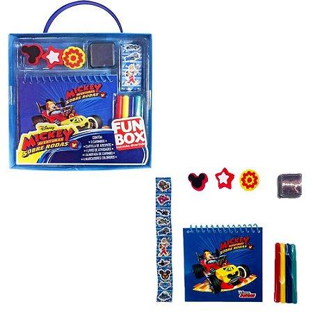Kit Fun Box Mickey aventuras