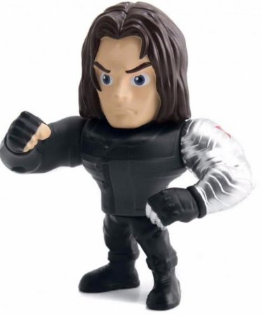 Boneco Winter Soldier Metals Die Cast