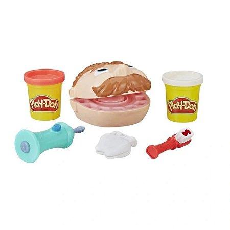 Massinha Play-Doh Mini Kit Brincando de Dentista Hasbro