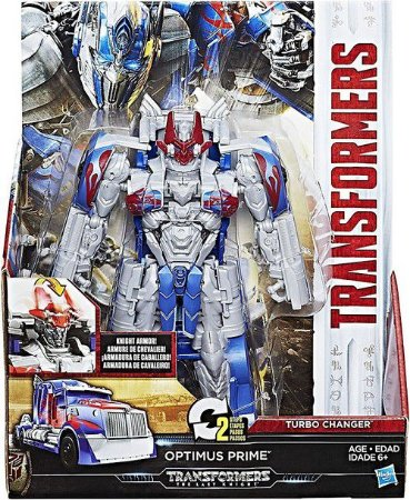 Transformers o ultimo cavaleiro - Turbo Changers – Bumblebee
