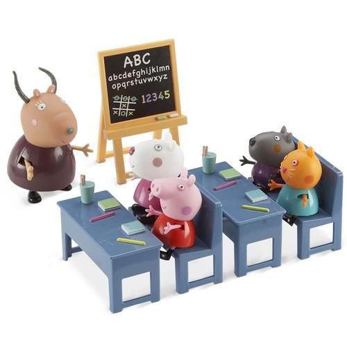 Peppa Pig Sala de Aula