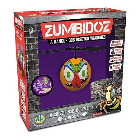 ZUMBIDOS - A GANGUE DO INSETOS VOADORES