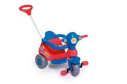 Triciclo Velocita Vermelho - Calesita Brinquedos