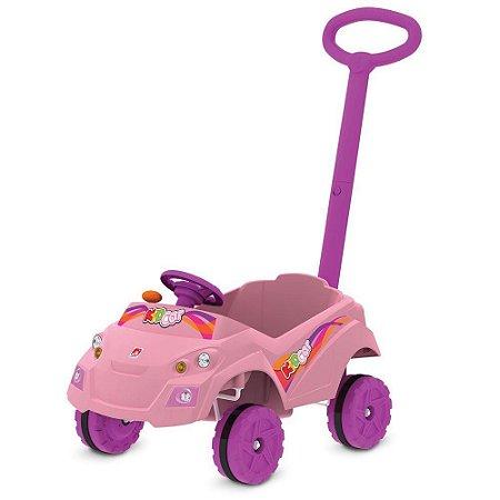 Kidcar Passeio Rosa - Bandeirante Brinquedos